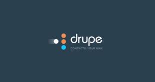 تحميل تطبيق تسجيل المكالمات وادارة جهات الاتصال الخاصه بي drupe برنامج جهات الاتصال