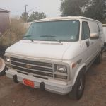 Used 1994 Chevrolet Chevy Van For Sale Carsforsale Com