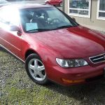 Used 1997 Acura Cl For Sale Carsforsale Com