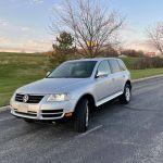 Used 2005 Volkswagen Touareg For Sale Carsforsale Com