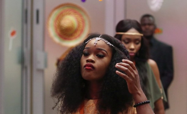 Former Big Brother Naija Housemate Cee-c Stuns In New Braless Outfit
