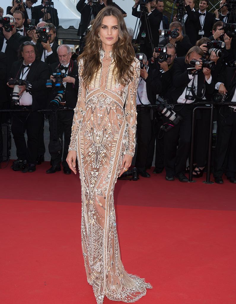 Izabel Goulart Cannes 2017 Toujours Plus De Jolies