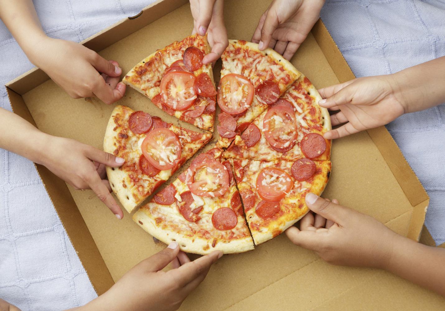 Livraison Pizza Les Meilleures Pizzas A Se Faire Livrer A Domicile