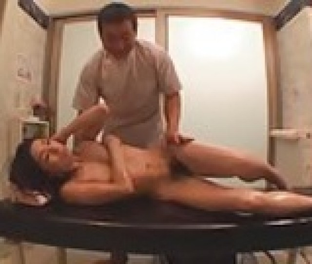 Health Massage Turns Into Sex Part 2