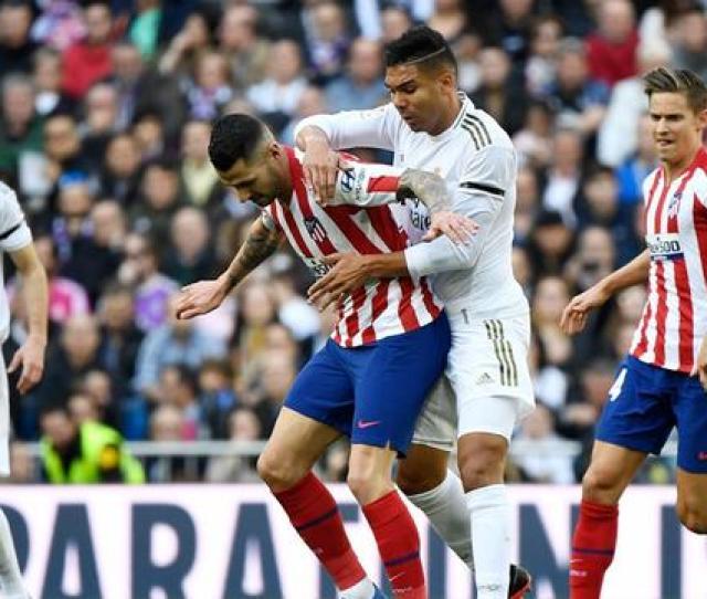 Hasil Lengkap Liga Spanyol Tadi Malam Real Madrid Pencundangi