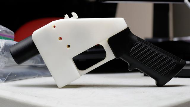 Senjata Api Cetak 3D
