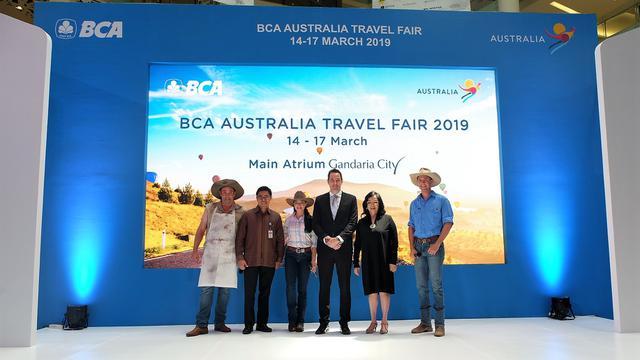 bca australia travel fair 2019