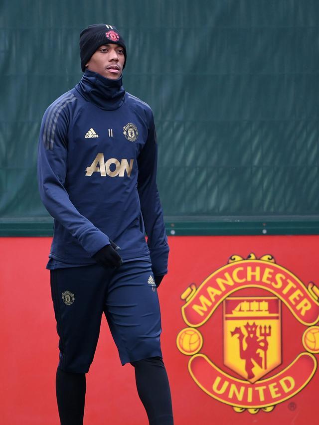 Intip Latihan Manchester United Jelang Hadapi Juventus