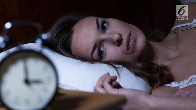 Susah Tidur atau Sulit Tidur