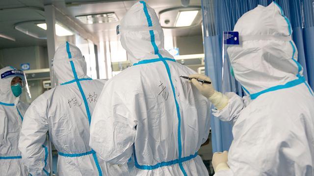 Kisah Pekerja Medis China di Tengah Ancaman Virus Corona