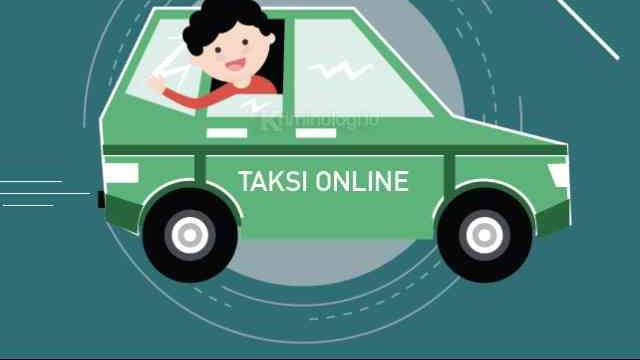 Perampokan Taksi Online Marak, ADO: Sengaja Agar Terkesan Tidak Aman