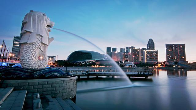 Ini Dia Tempat Populer untuk Foto Selfie di Singapura