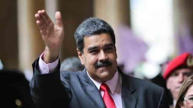 Serangan Drone Presiden Maduro, ANC Tuduh Ulah Kekuatan Imperalis