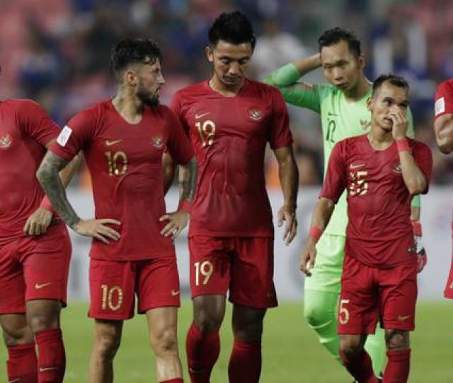 Top  Berita Bola Timnas Indonesia Babak Belur Di Markas