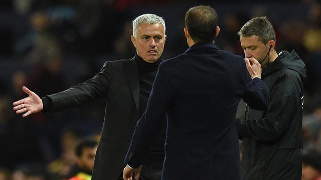 Manchester United-Juventus-Jose Mourinho