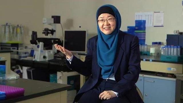 Kisah Hijrah Prof Jackie Ying, Mualaf yang Ciptakan Rapid Test ...