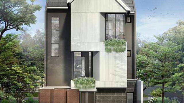 Arsitek: Rumah Tiga Lantai Tetap Tren di Perkotaan