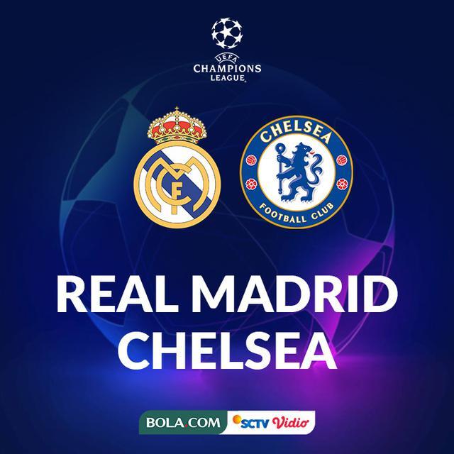 Prediksi Liga Champions Real Madrid Vs Chelsea ...