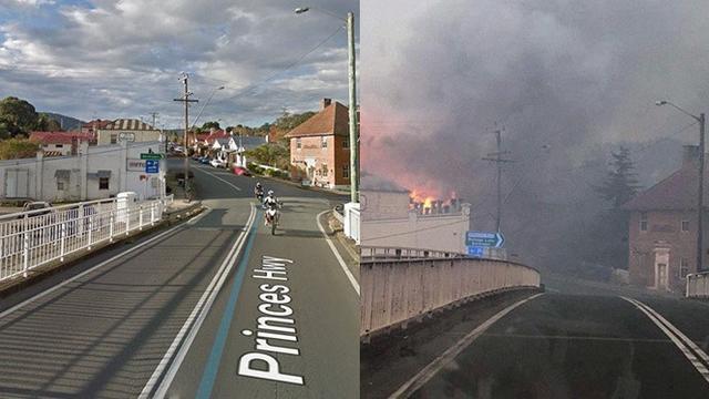 6 Potret Sebelum dan Sesudah Kebakaran di Australia Ini Bikin Prihatin