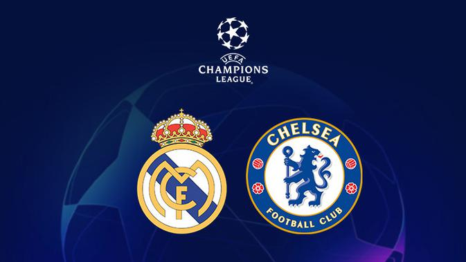 Prediksi Starting XI Semifinal Liga Champions Real Madrid ...