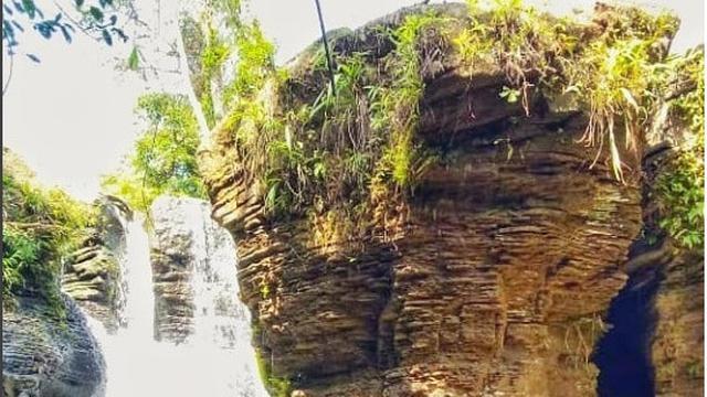 Air Terjun Aek Nadua