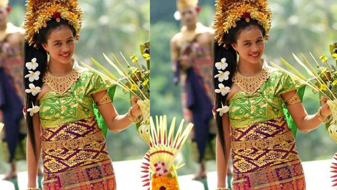 Baju Akad Nikah Mengenal Baju Adat Bali Part I Lifestyle Fimela Com