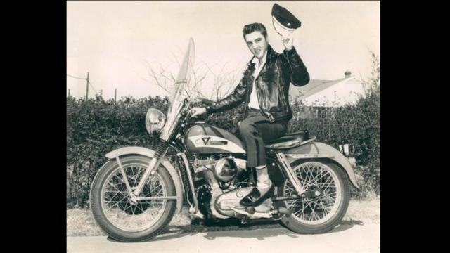 Harley Davidson KH