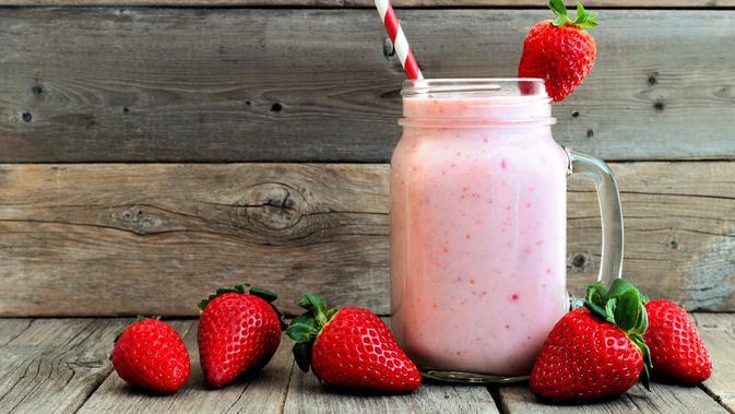 Resep Korean Strawberry Milk Lembut Di Mulut Lifestyle Fimela Com