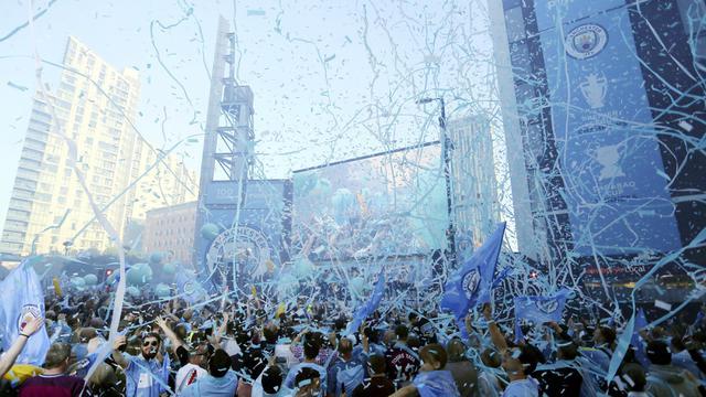 Juara, Manchester CIty, Premier League
