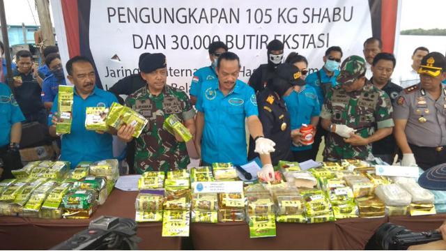 Oknum Anggota DPRD Langkat Terlibat Peredaran Narkoba