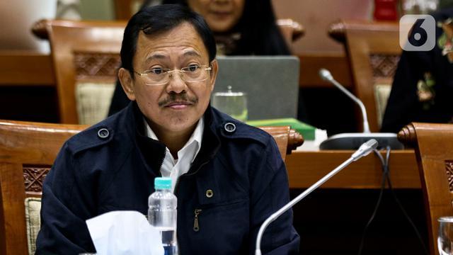 Komisi IX DPR menggelar rapat dengan Menteri Kesehatan