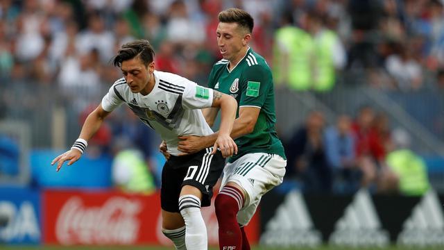 Mesut Ozil, Timnas Jerman, Piala Dunia 2018