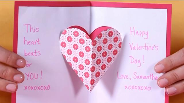 Cara Kreatif Dan Murah Membuat Kartu Ucapan Valentine Global