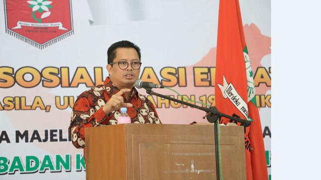 Wakil Ketua MPR : Jangan Remehkan Peran Ibu Untuk Kemajuan Bangsa