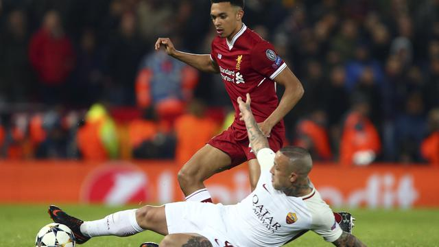 Trent Alexander-Arnold, Liverpool, AS Roma