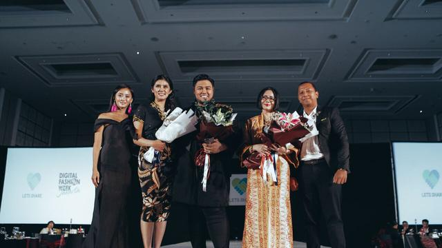 Digital Fashion Week Jakarta 2018