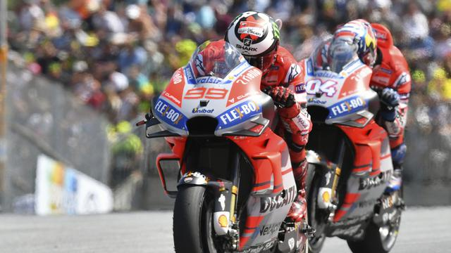 Andrea Dovizioso - MotoGP