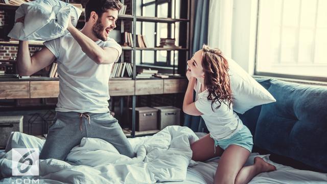 Pasangan - hubungan cinta (iStock)