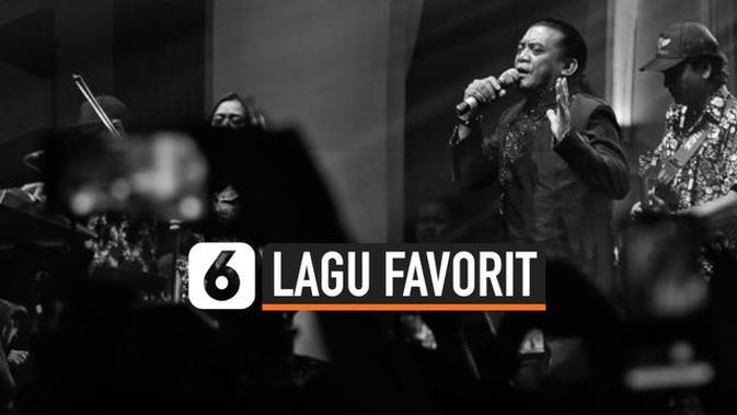 Video Deretan Lagu Lord Didi Kempot Favorit Sobat Ambyar