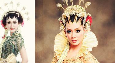 Gaya Rias Pengantin Jawa Yang Anggun Dan Mempesona Beauty Fimela Com
