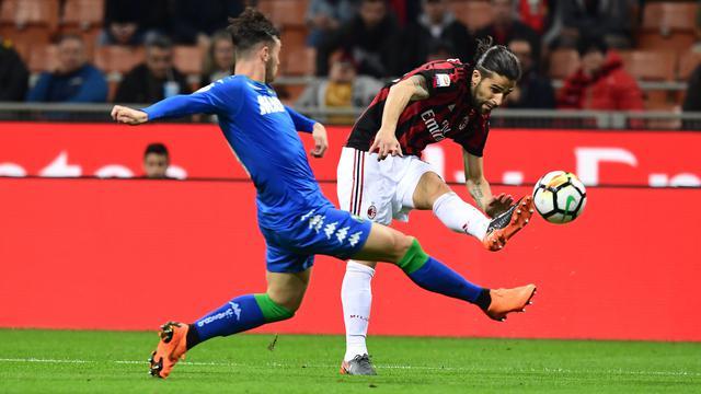 AC Milan Diimbangi Sassuolo