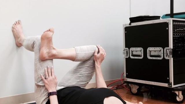 Pose Yoga Ini Bikin Tidur Lebih Nyenyak