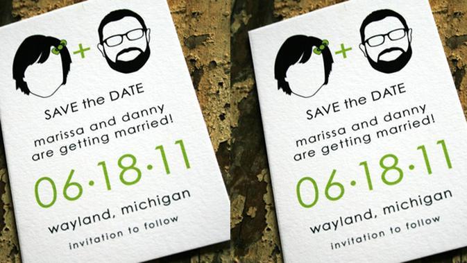 Contoh Undangan Pernikahan Dengan Desain Komik Lifestyle Fimela Com