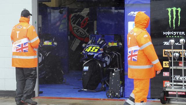 Valentino Rossi - MotoGP Inggris