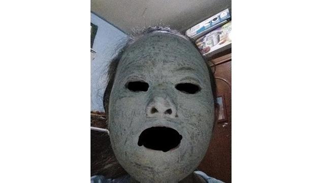 6 Potret Orang Pakai Masker Ini Hasilnya Bikin Kaget