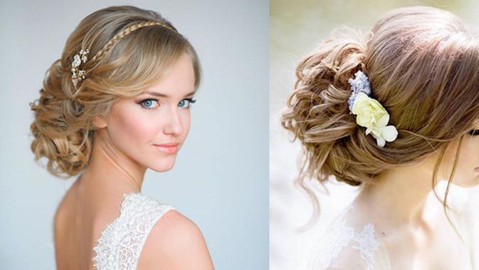 10 Inspirasi Sanggul Rambut Cantik Untuk Acara Resmi Fashion