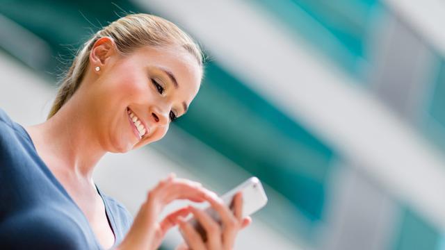 Riset lewat smartphone