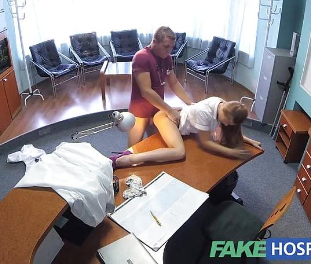 Doctor And Nurse Fucking Patient In Fake Hospital