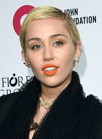 Miley Cyrus Beauty Riot