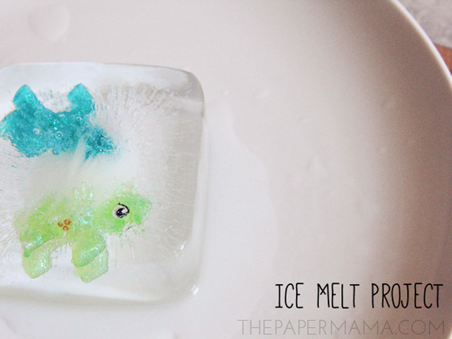 Ice Melt Project